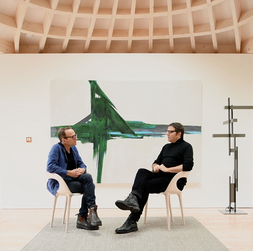 Sunlight: a conversation between Piers Taylor and Gianni Botsford