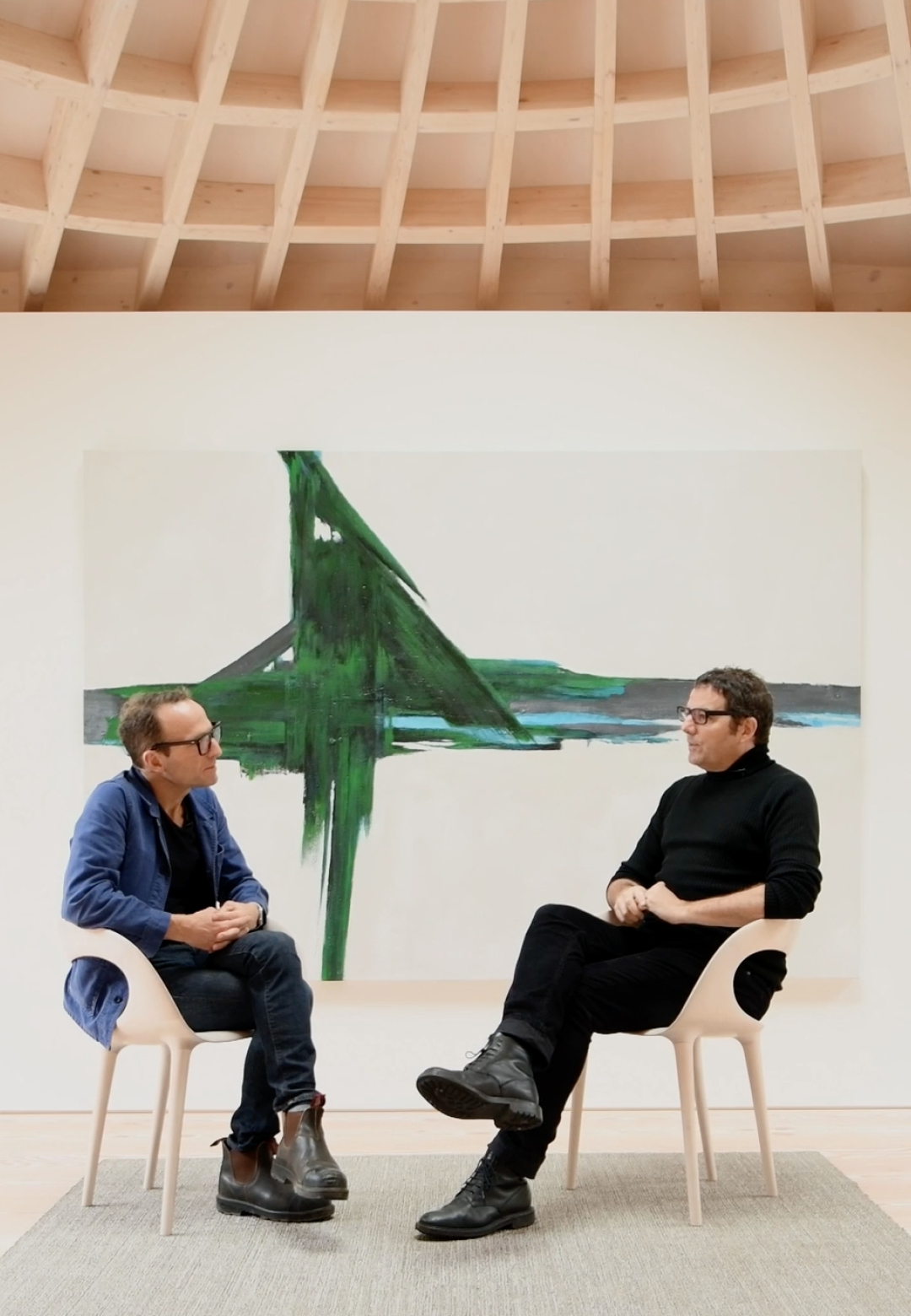 Gianni Botsford in conversation with Piers Taylor | Gianni Botsford | House in a Garden| London | STIRworld