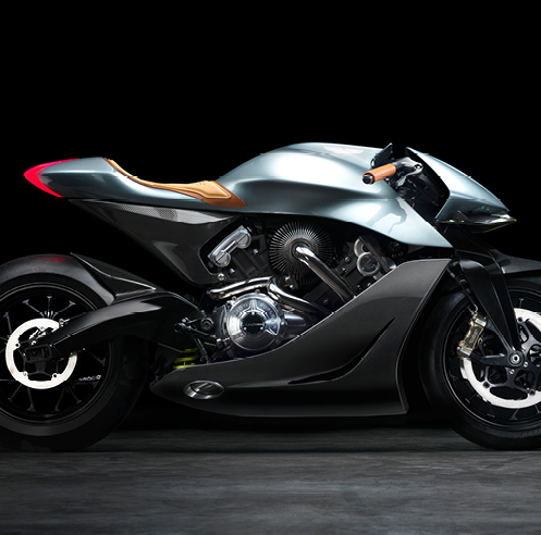 Aston Martin ventures into motorbike design with AMB 001