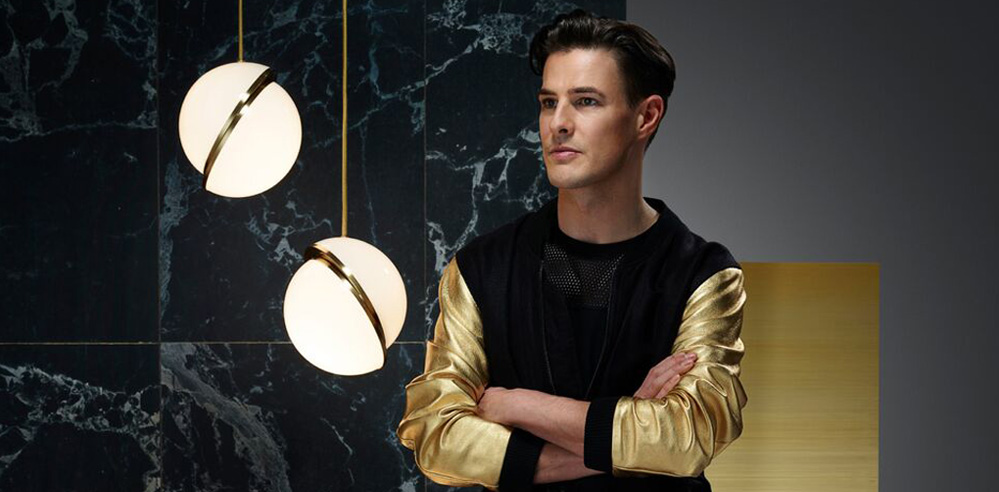 Lee Broom, on the lightbulb moments