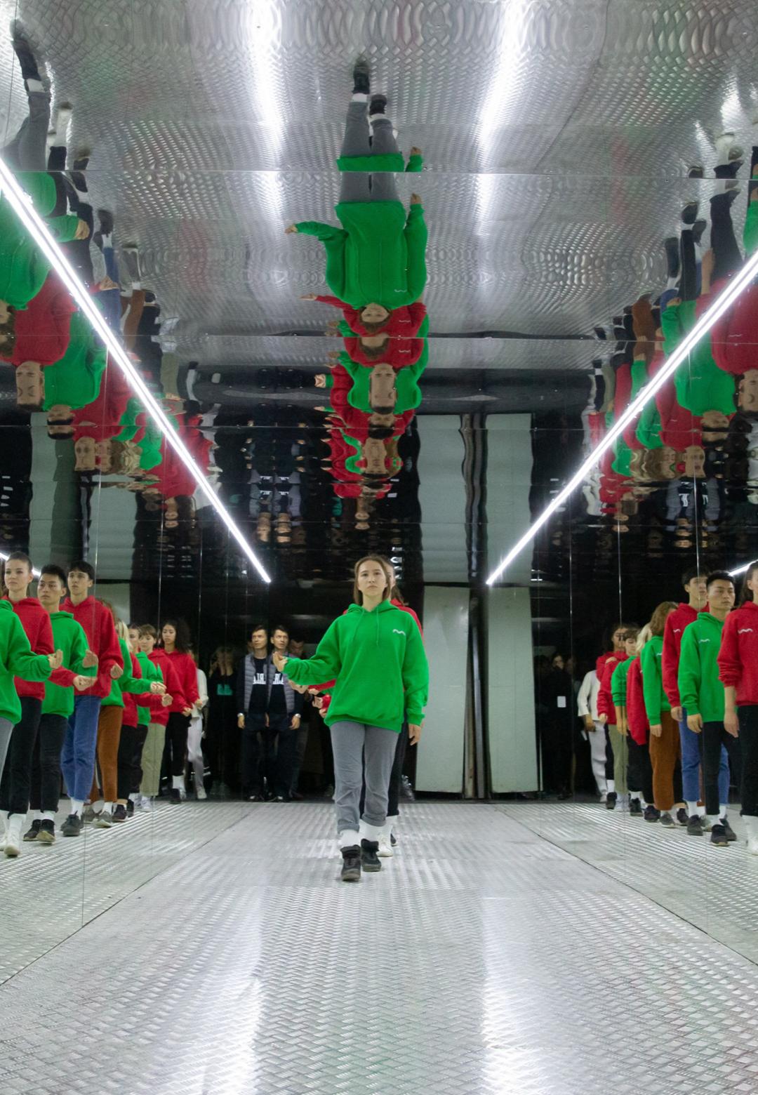 Qinmin Liu. The Rite of Spring, 2019, 120-minute live performance, 5th Ural Industrial Biennial, The Ural Optical and Mechanical Plant | 5th Ural Industrial Biennial | STIRworld
