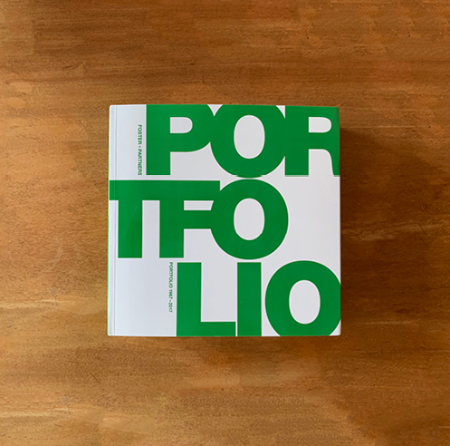 A book I wish I had done: Portfolio
