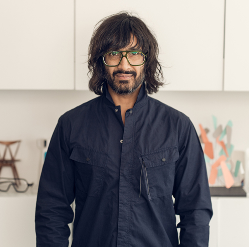 Tej Chauhan on keeping things real through emotive industrial design
