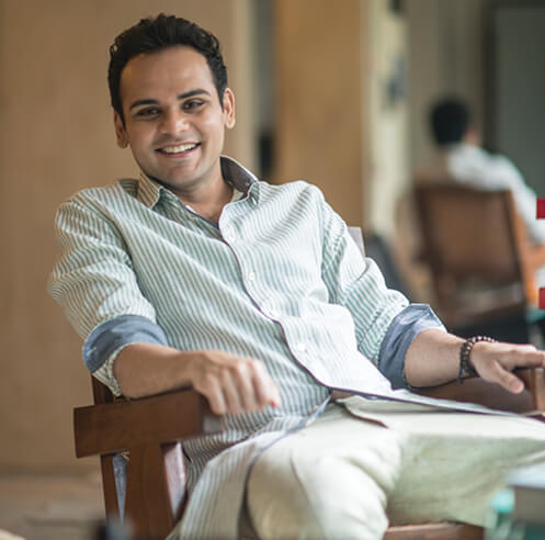 A conversation with Ashiesh Shah on finding beauty in imperfection