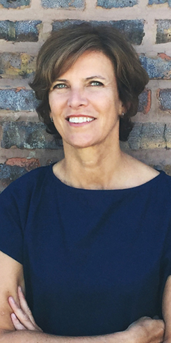 Architect Jeanne Gang forging relationships within communities with the built form