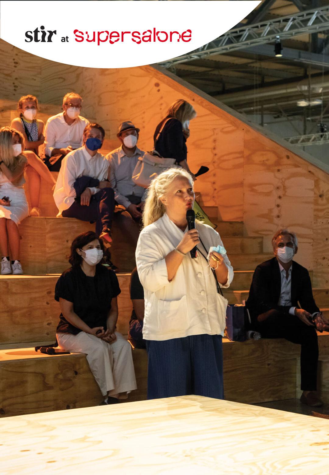 Anniina Koivu; Installation view of the Lost Graduation Show   Supersalone   Salone de mobile   Anniina Koivu  STIRworld