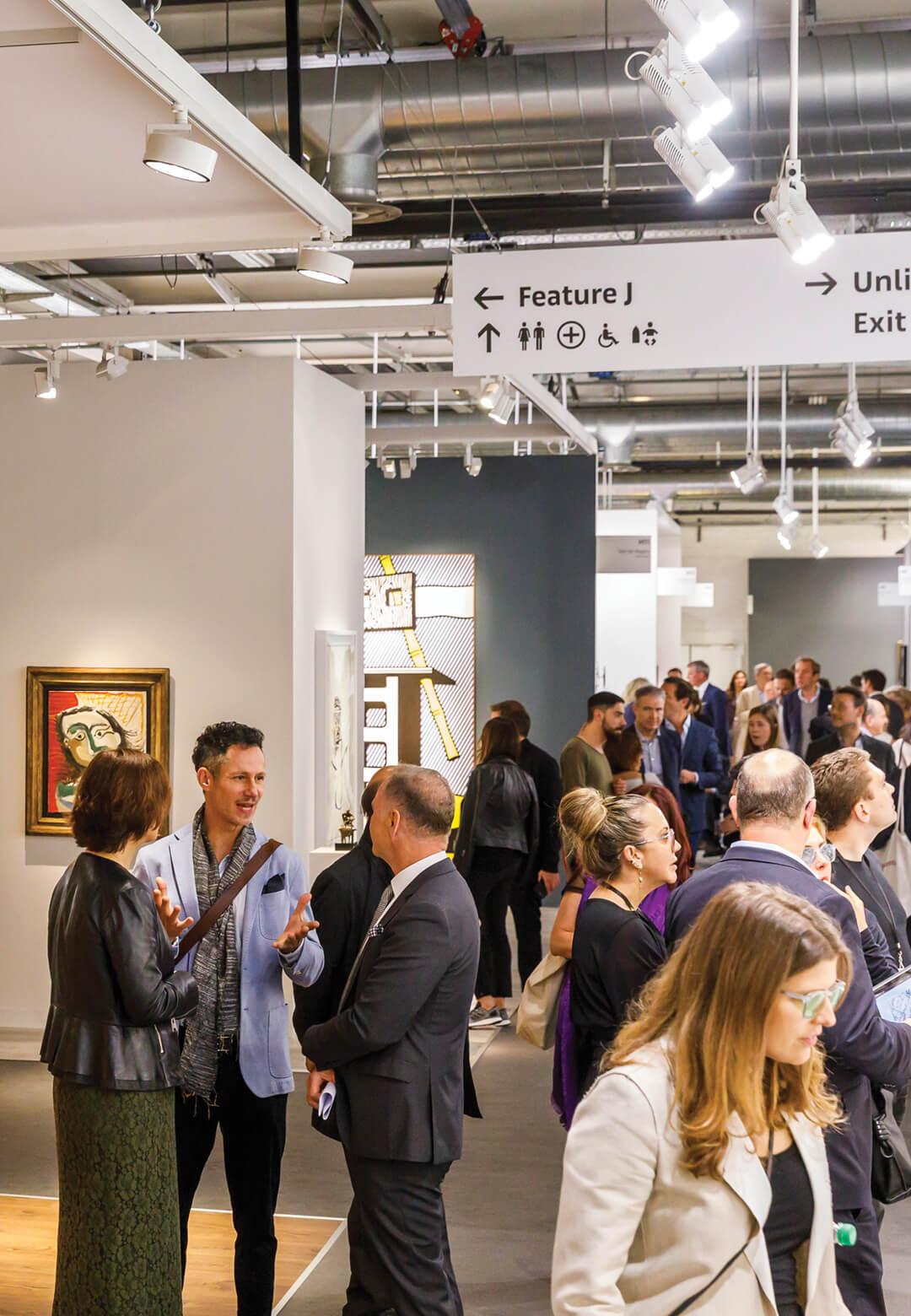 A view of the Art Basel 2019   Art Basel   STIRworld