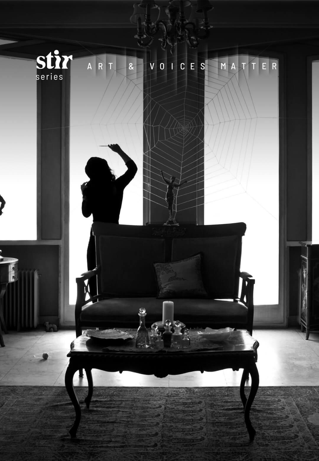 Miss Butterfly | Shadi Ghadirian| STIRworld