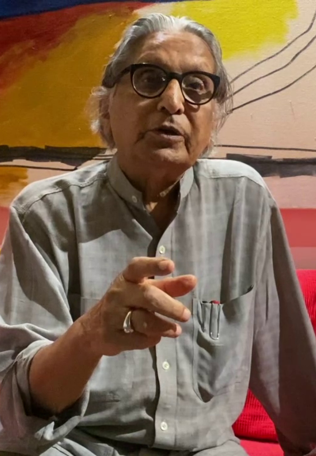 As STIR celebrates Balkrishna Vithaldas Doshi on his 93rd birthday, the Pritzker laureate shares anecdotes on the role architecture plays in the time-space paradigm | BV Doshi | STIRworld