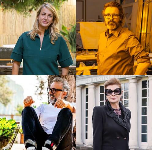 Meet Olafur Eliasson, Massimo Bottura and Elena Foster on Cassina Out of the Box