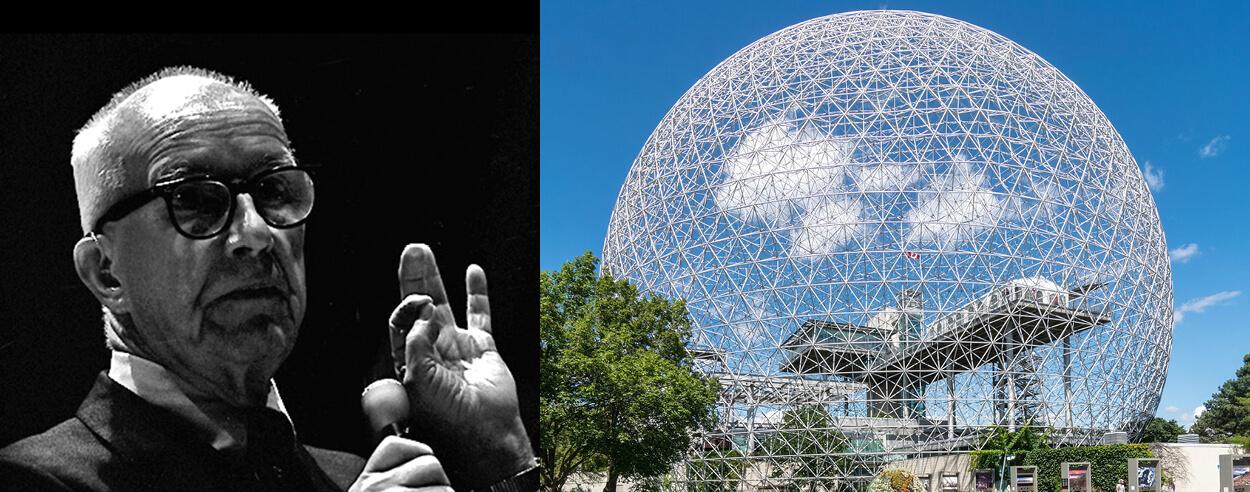 Remembering Richard Buckminster Fuller's principles of empathy and