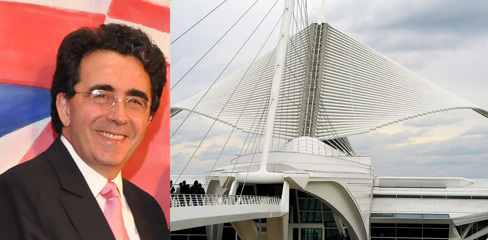 Celebrating Santiago Calatrava Valls' nature inspired architectural feats