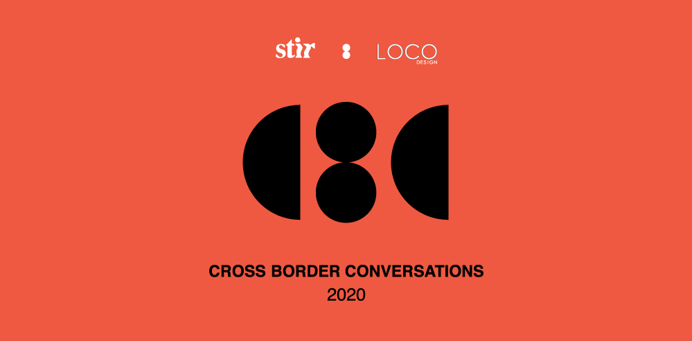 Cross Border Conversations: STIR video series with global creative changemakers