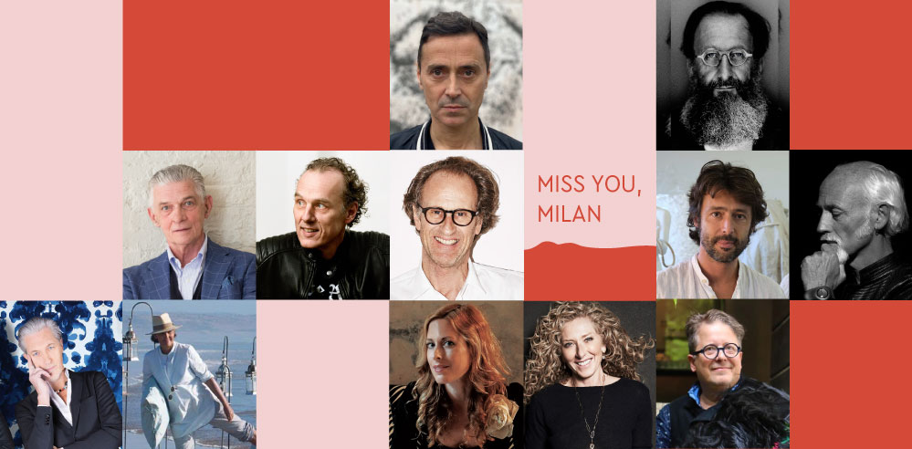 Design leaders reflect on Moments of Affection: Milanese Alliances (M.A.M.A)