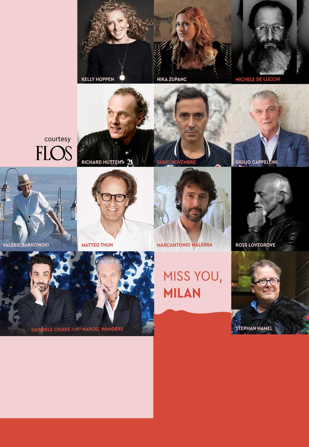 Caption | Moments of Affection: Milanese Alliances | STIRworld