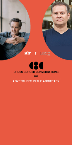 Edmund Sumner X Vladimir Belogolovsky: Cross Border Conversations
