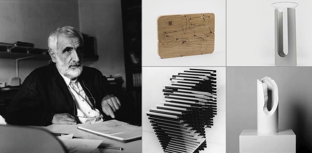 Enzo Mari: In memoriam, with Richard Hutten, Fabio Novembre & Patricia Urquiola