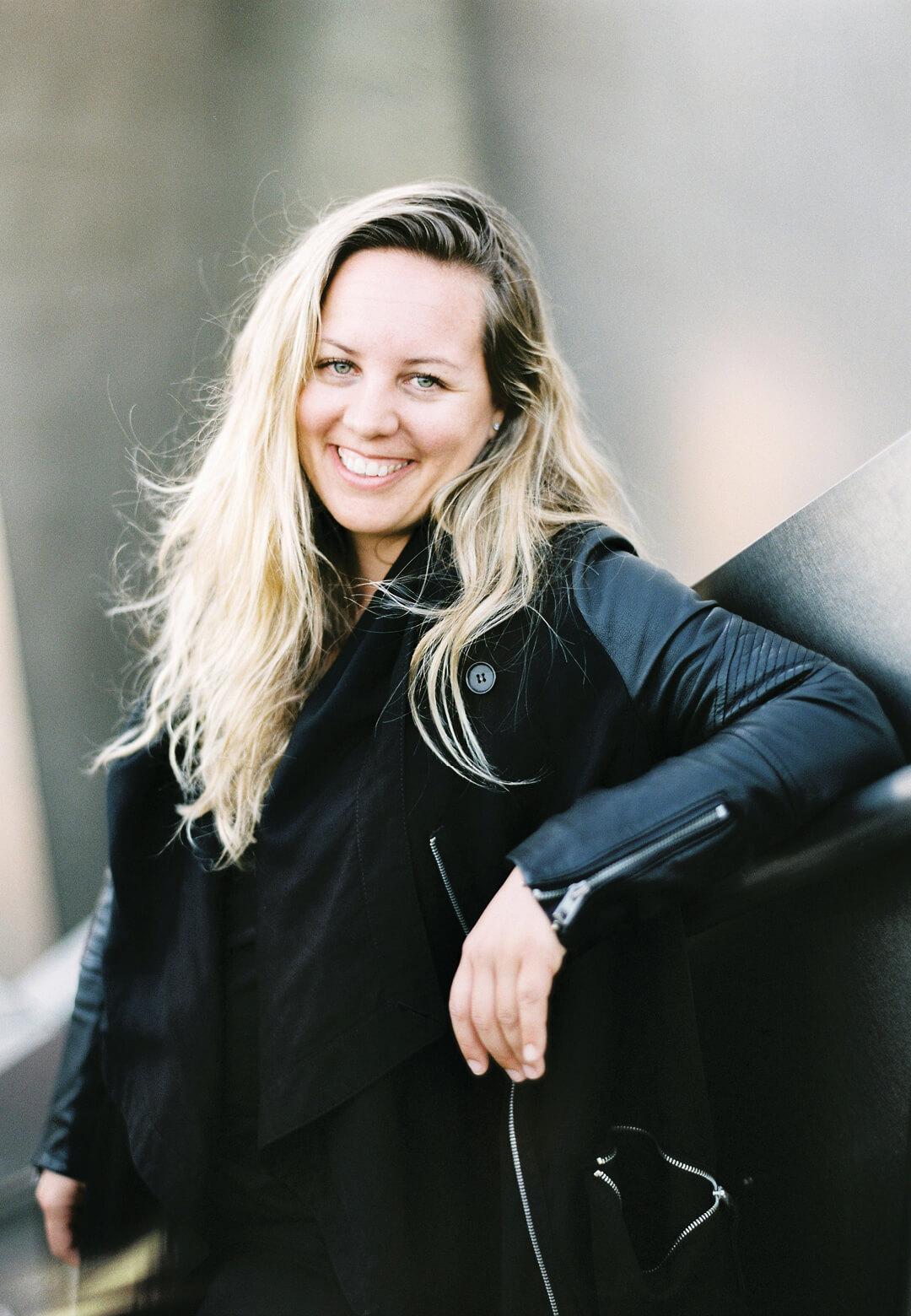 Austrian designer Julia Koerner is internationally recognised for design innovation in 3D printing | Julia Koerner | STIRworld