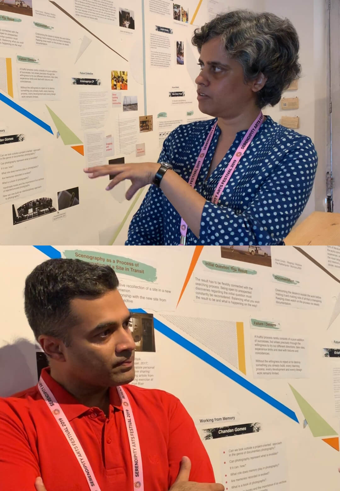 STIRring conversations at SAF'19 (Part 5), in conversation with Vidya Shivadas | FICA Exhibition | Vidya Shivadas | STIRworld