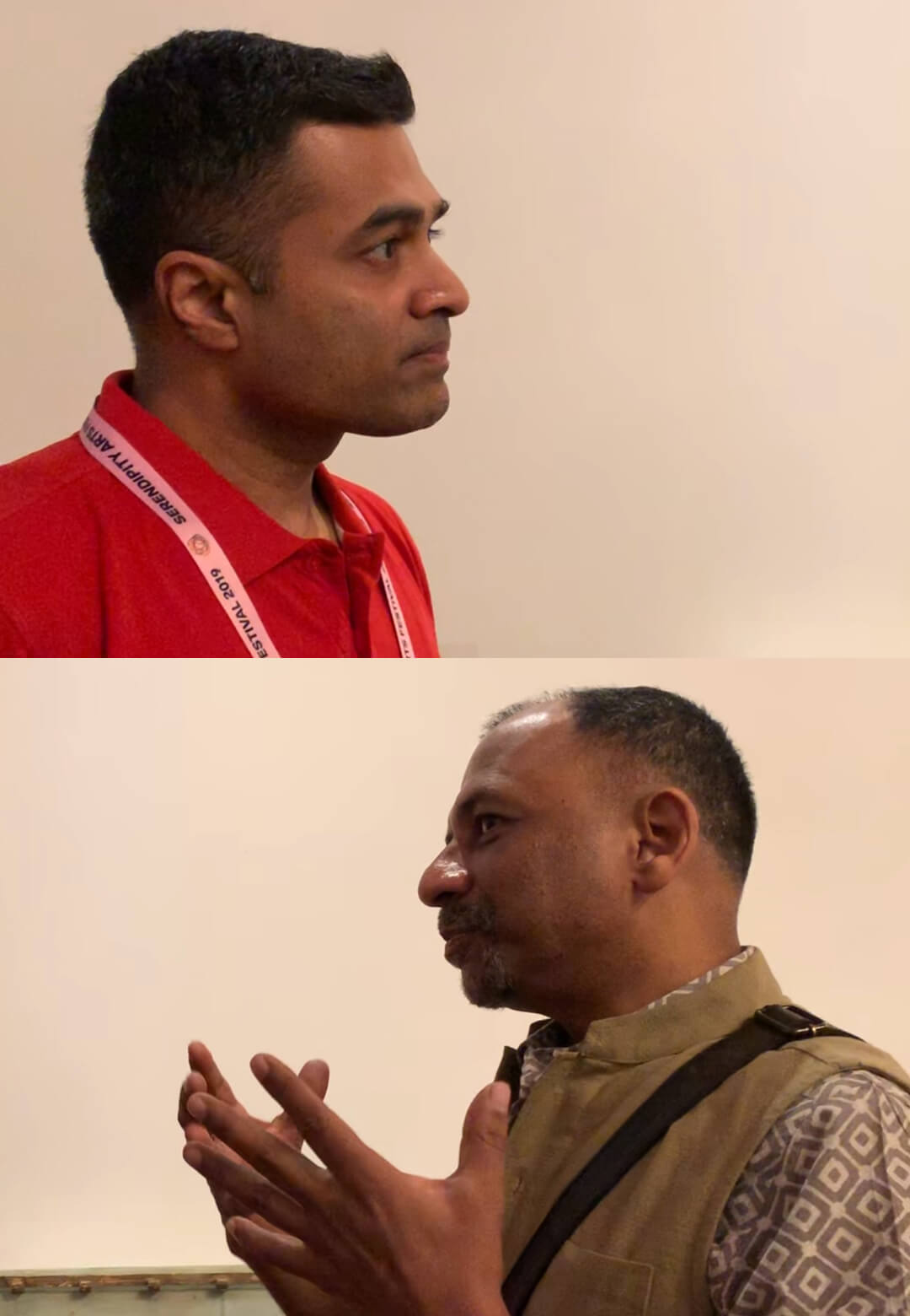 STIRring conversations at SAF'19 (Part 3) | Imagined Documents | Serendipity Arts Festival 2019 | Ravi Agarwal | STIRworld