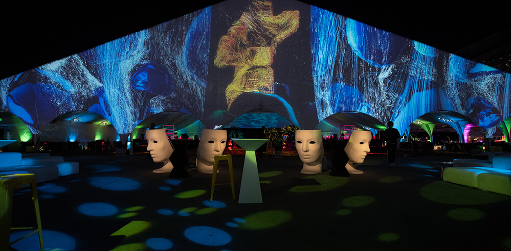 Japanese artist Takuma Nakata's vision for the future of immersive art