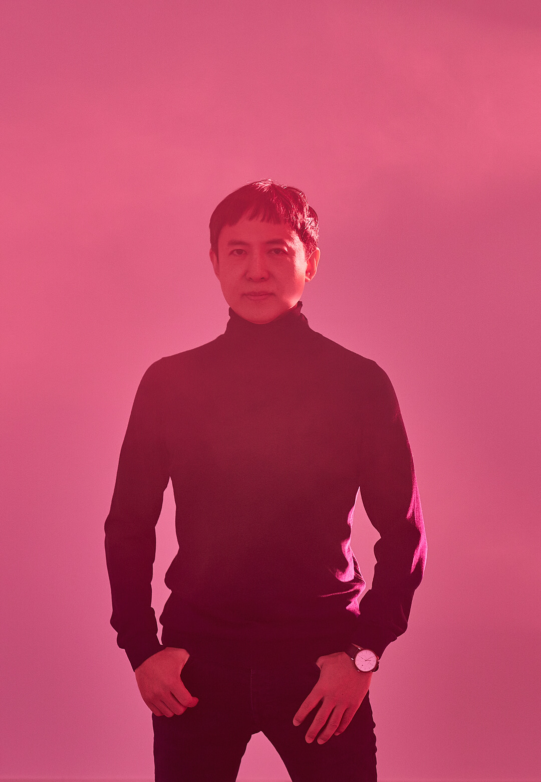 Portrait of Daehyung Lee, Artistic Director, CONNECT-BTS | STIRworld