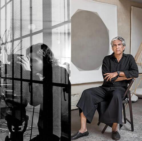 Luisa Lambri and Bijoy Jain come together for a unique exhibition at ALMA ZEVI, Venice