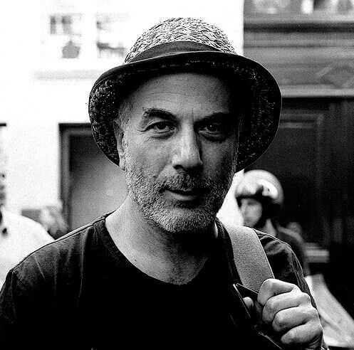 Luminaries of our Times – Ron Arad