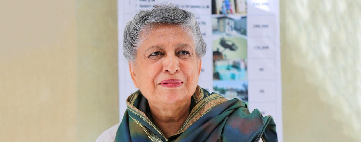Luminaries of our Times – Yasmeen Lari