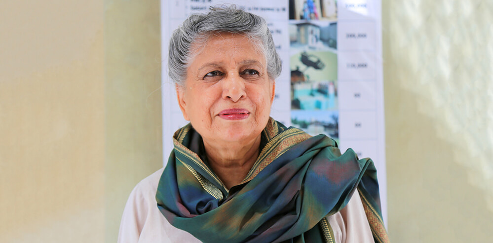 Luminaries of our Times – Yasmeen Lari