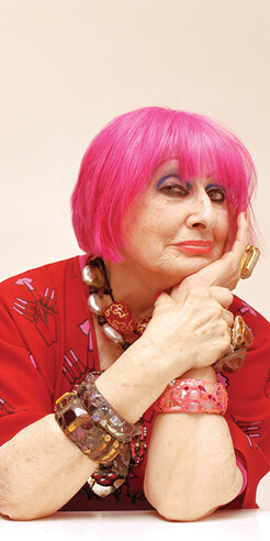 Luminaries of our Times – Zandra Rhodes