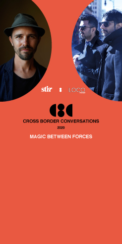 Maarten Baas X Thukral and Tagra: Cross Border Conversations