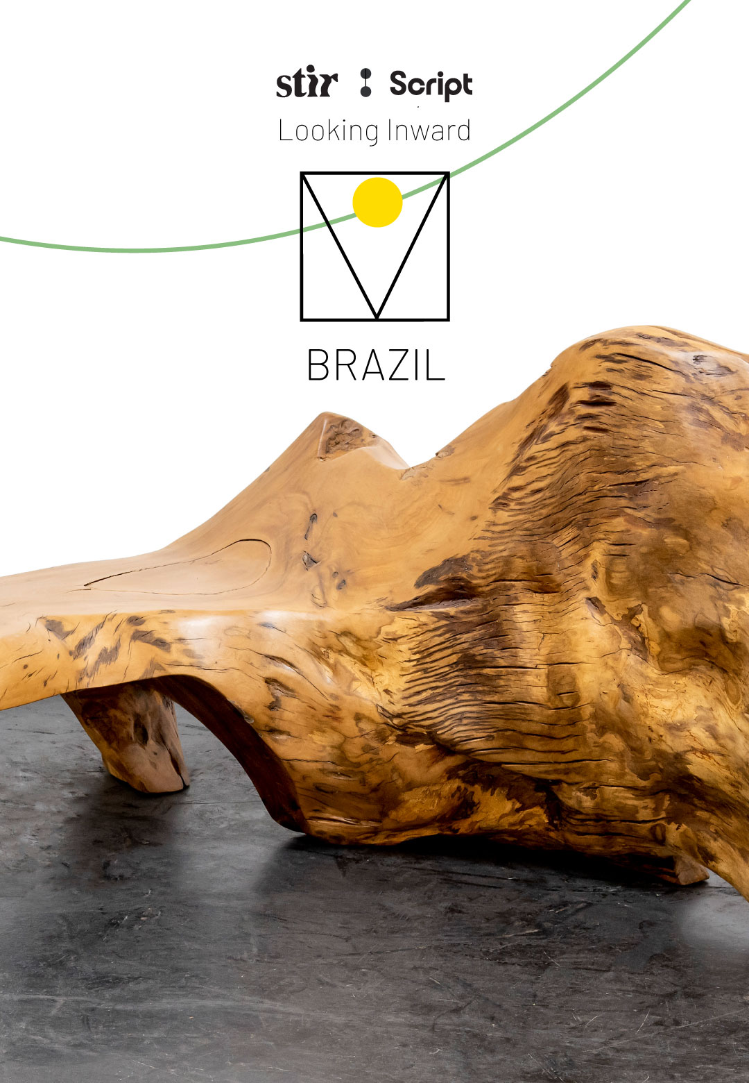 Made in Brazil: Curated by Campana Brothers | STIR X Script |STIRworld
