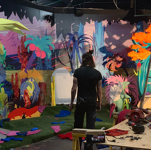 Matt King speaks about co-founding Meow Wolf and creating immersive experiences