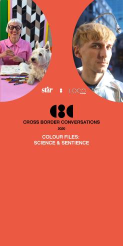 Morag Myerscough X Neil Harbisson: Cross Border Conversations