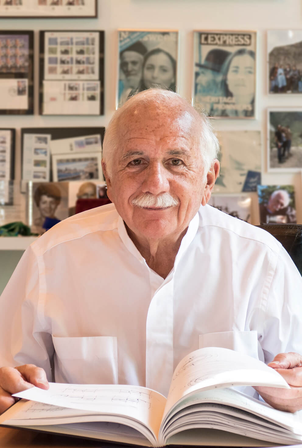 Moshe Safdie believes the world needs architects now more than ever