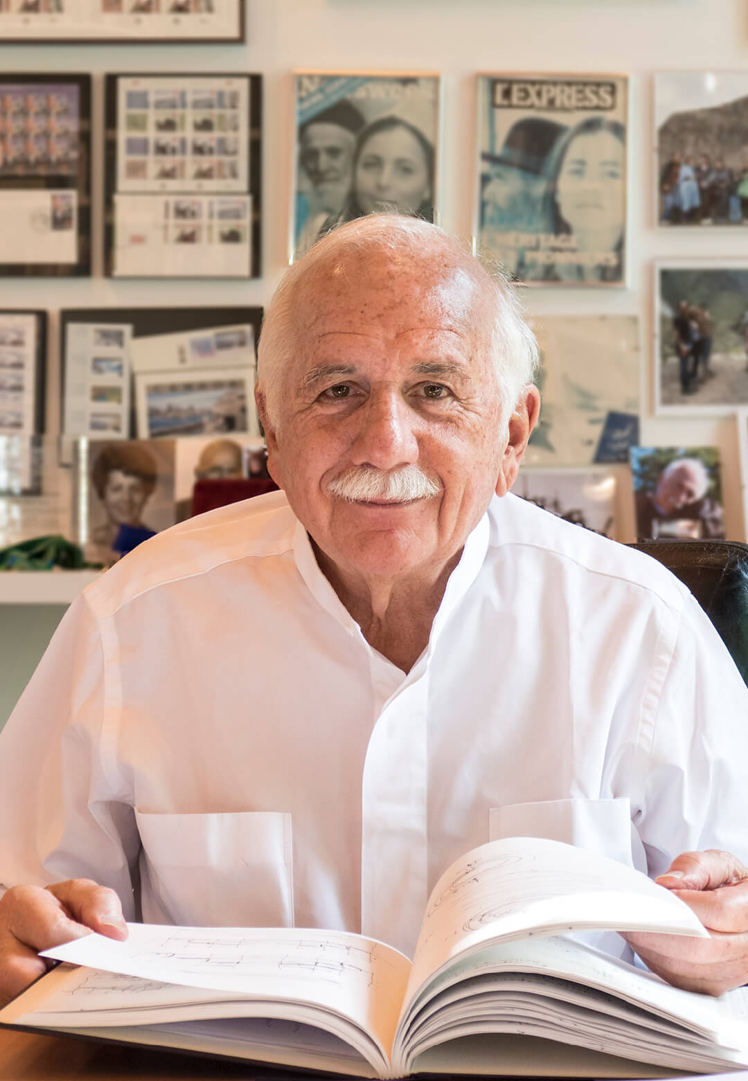 Portrait of Moshe Safdie | Vladimir Belogolovsky | STIRworld
