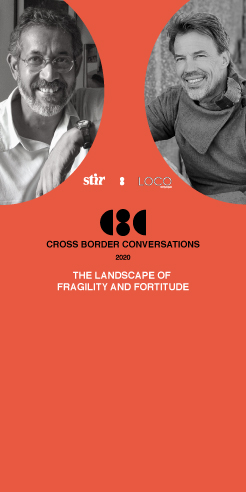 Pradip Krishen X Prof. Anne Feenstra: Cross Border Conversations