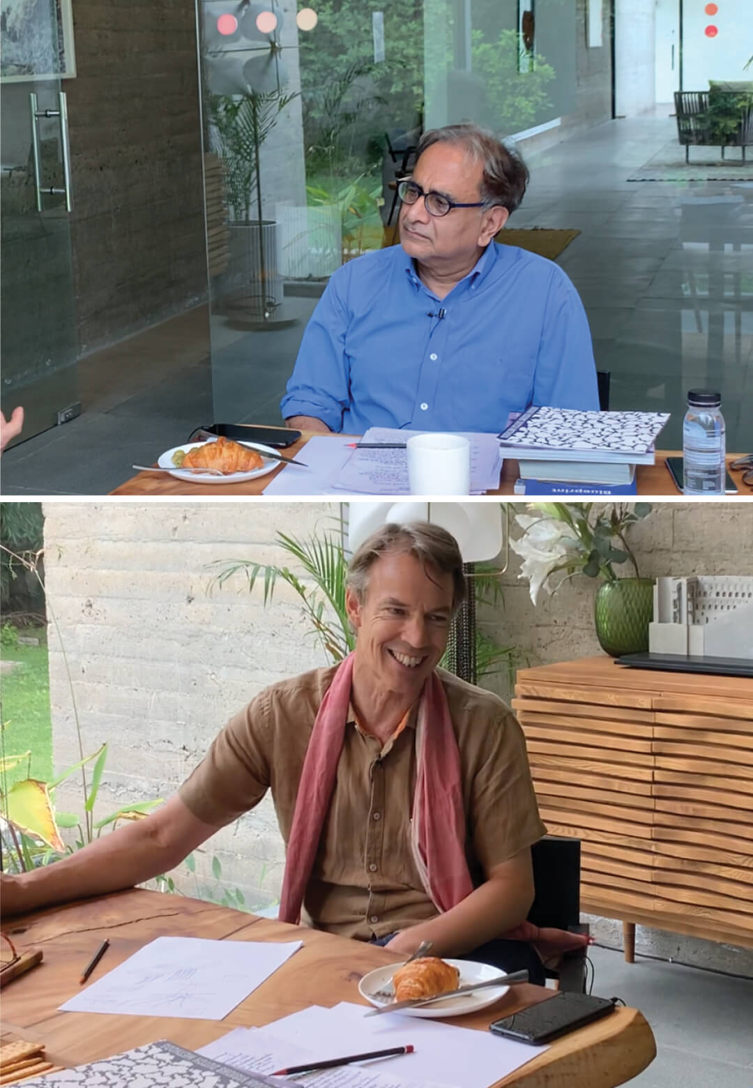 Prof. Anne Feenstra X Gautam Bhatia: Fable, truth and Rendition   Anne Feenstra   Gautam Bhatia   STIRworld
