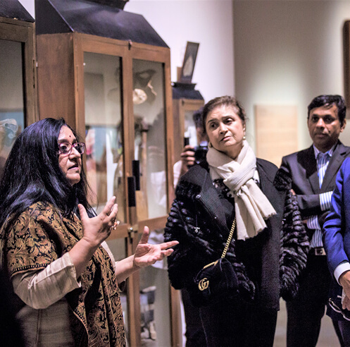 Roobina Karode of Kiran Nadar Museum of Art deliberates on the art ecosystem