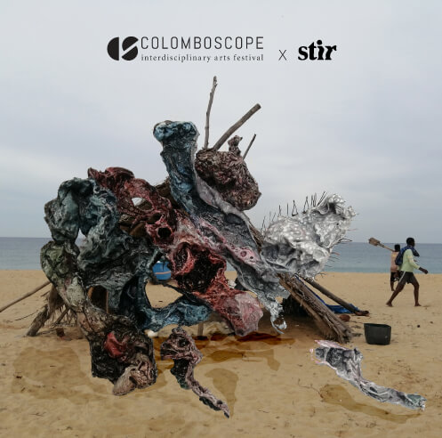 Seventh edition of Colomboscope explores the theme 'Language is migrant'