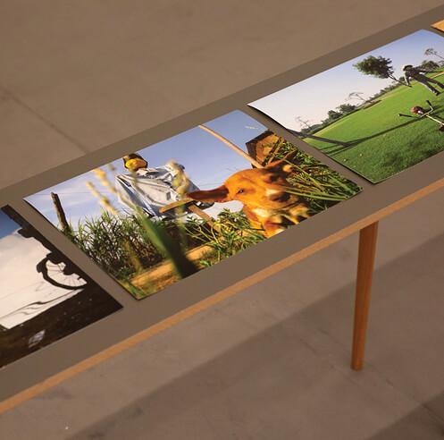 Sohrab Hura's 'Growing Like A Tree' revolves around the idea of interconnectedness