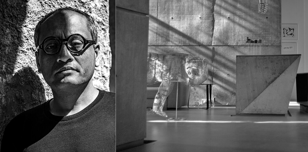 Soumitro Ghosh on creating 'hope' and importance of materials in architecture