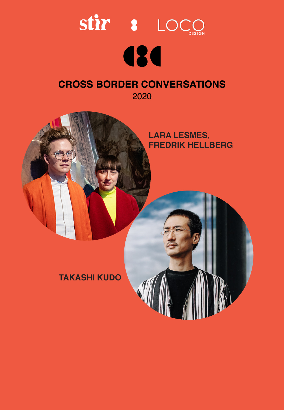 Cross Border Conversations: Space Popular X teamLab | STIR X LOCO Design | STIRworld