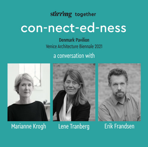 STIRring Together: Decrypting connectedness at the Denmark Pavilion