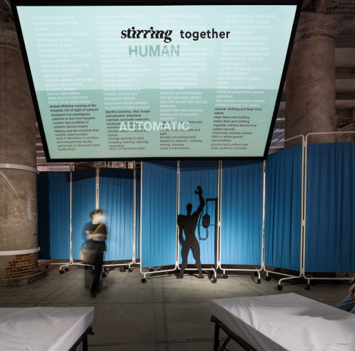 STIRring Together: Peering into the Hospital of the Future with OMA