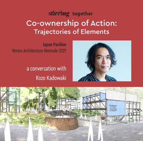 STIRring Together: Reimagining the life-cycle of home at the Japan Pavilion