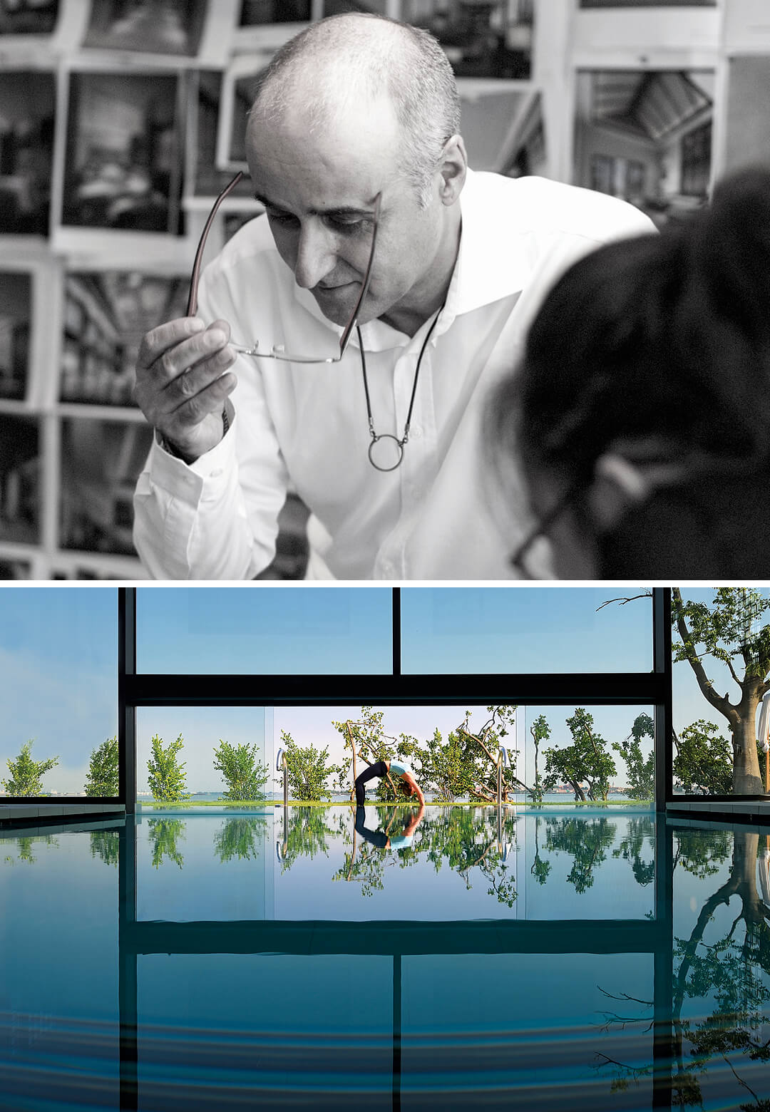 Left: Ingo Schweder, CEO and founder of GOCO Hospitality; Right: JW Marriott Venice Resort and Spa | The Business of Spa-tiality | GOCO Hospitality | STIRworld