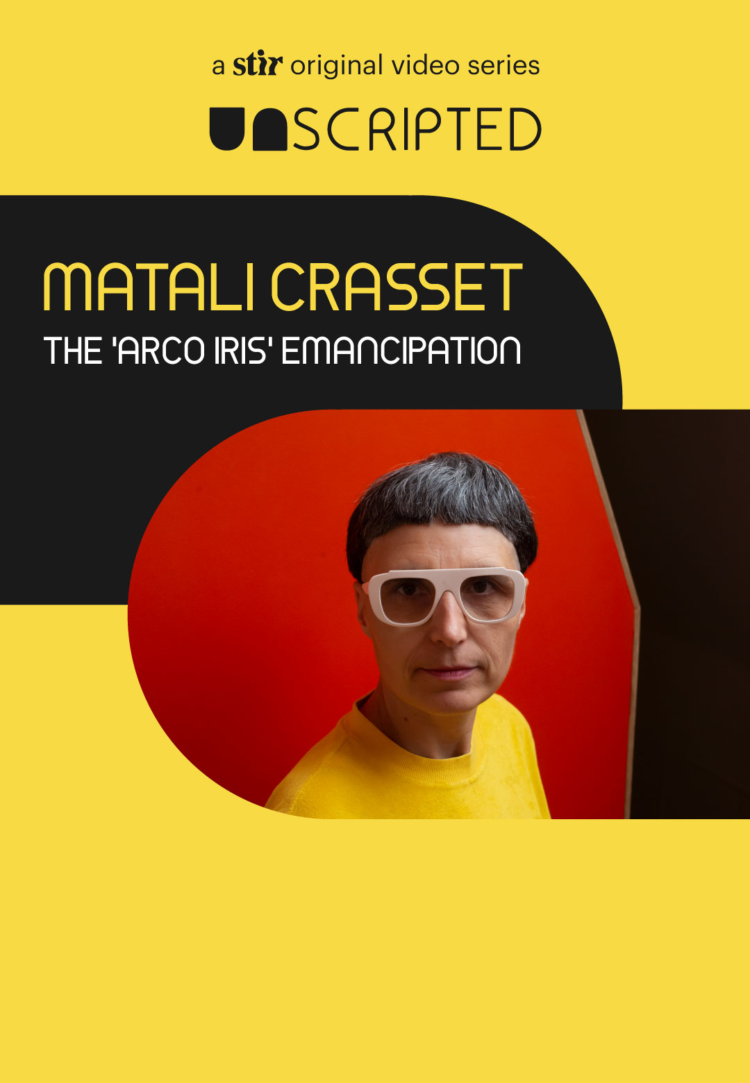 UNSCRIPTED with Matali Crasset | UNSCRIPTED with Matali Crasset | Interviews | STIRworld