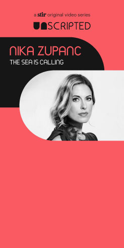 UNSCRIPTED with Nika Zupanc: The Sea is Calling